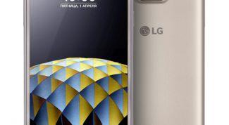 Смартфон LG X Cam: достоинства и недостатки
