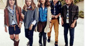 Детская мода 2017: главные тренды