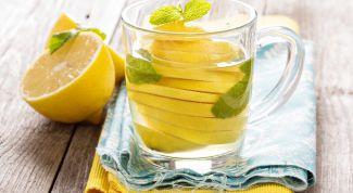 Как сделать напиток для похудения