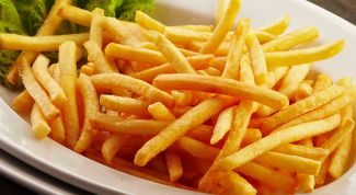 Самый вкусный рецепт картофеля фри