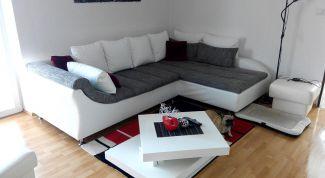 Как выбрать диван в маленькую квартиру