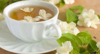 Какая польза от жасминового чая