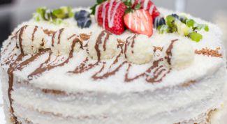Простой торт, который получится приготовить у всех
