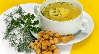 Как сварить вкусный бульон для супа
