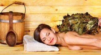 Как избавиться от жизненных проблем при помощи банного веника