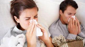 Чем отличается грипп от простуды