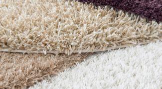Какие бывают ковровые покрытия