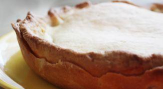 Рецепт приготовления слойки с начинкой