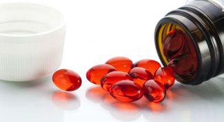 Как использовать витамин Е от морщин