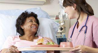 Какая показана диета после удаления аппендицита
