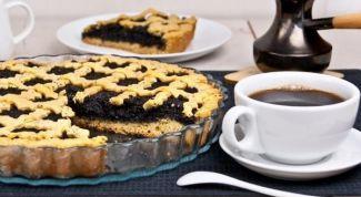 Как приготовить маковый пирог на кефире
