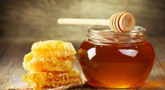 Как снять тошноту медом
