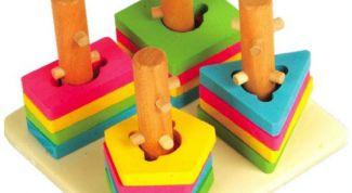 Как развивать логику у ребенка в 2-3 года