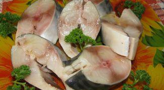 Как приготовить блюда из свежемороженой скумбрии