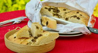 Как приготовить итальянский хлеб фокачча с маслинами