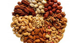 Почему есть орехи полезно