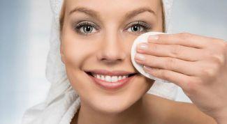 Как снять макияж в домашних условиях