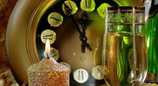 Как на Новый год гадать на желание