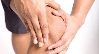 Какие продукты употреблять при боли в суставах