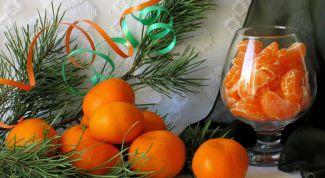 Как выбрать самые сладкие мандарины на Новый год
