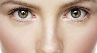 Как убрать темные круги под глазами в домашних условиях