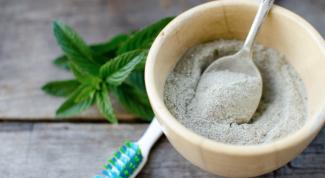 Натуральная зубная паста своими руками: 5 рецептов приготовления
