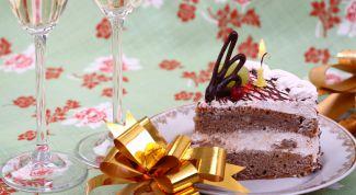 Как приготовить новогодний десерт