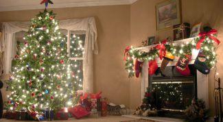 Как украсить квартиру к предстоящему Новому году