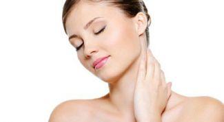 Как отбелить кожу шеи в домашних условиях