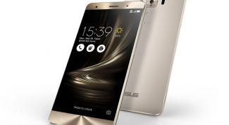Какие преимущества и недостатки у ASUS ZenFone 3