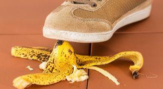 Почему не нужно выбрасывать банановую кожуру