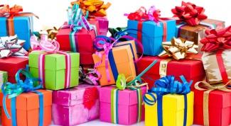 Как выбрать подарок по типу восприятия