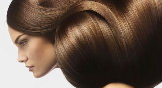Увеличить объем тонких волос