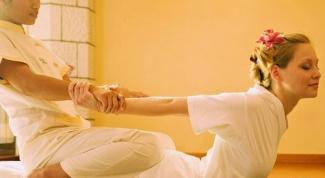 Основы тайского массажа