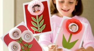 Какой подарок может сделать ребенок