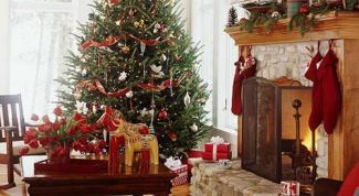 Украшение дома к Рождеству и Новому году