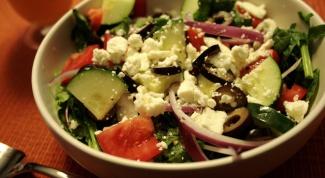 Как приготовить греческий салат по классическому рецепту