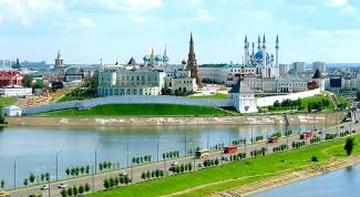 Комфортное пребывание в Казани во время путешествия