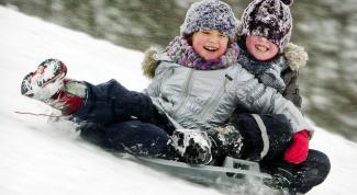Укрепление детского иммунитета зимой