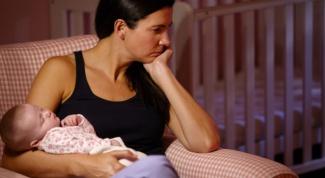 Как справиться с послеродовой депрессией самостоятельно