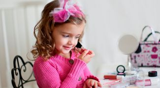 Как выбрать детскую косметику