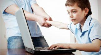 Ребенок и компьютер: исследования американцев