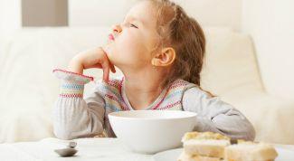 Что делать, если ребенок отказывается есть: несколько советов