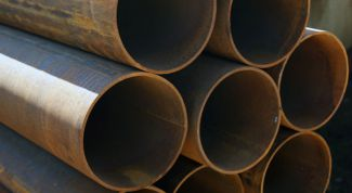 Что нужно знать о размерах стальных труб