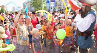 Profitable business: the center of leisure and creativity for children