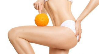 The anti - cellulite recipe- less sugar, sodium and fat