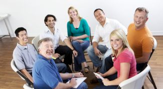 Психогимнастика в работе с группой