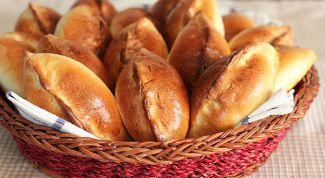 Постный рецепт: пирожки с начинкой на картофельном отваре