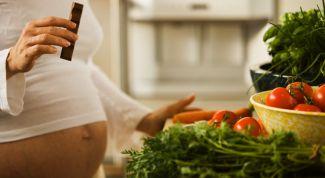 Рацион для беременных женщин