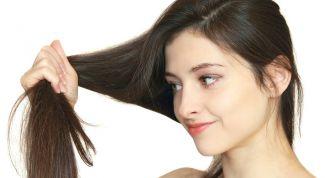 Здоровье волос весной